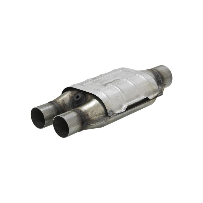 Flowmaster 2904220 Catalytic Converter - Universal - 290 Series - 2.00 in. - In/Out - 49 State-Oval
