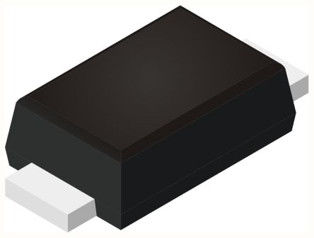 ROHM 600V 1A, Silicon Junction Diode, 2-Pin SOD-123FL RR268MM-600TR (100)