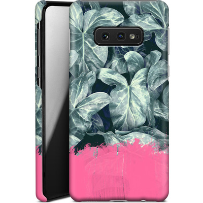 Samsung Galaxy S10e Smartphone Huelle - Sweet Pink on Jungle von Emanuela Carratoni