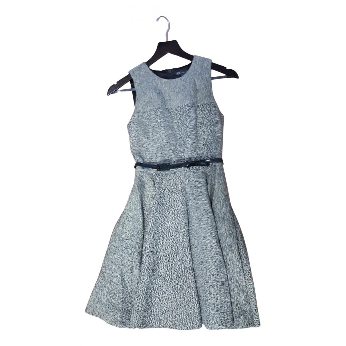 Emporio Armani \N Kleid in Baumwolle