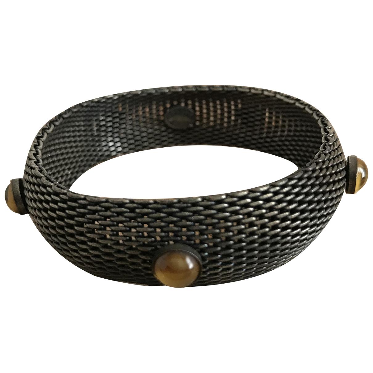 Isabel Marant - Bracelet   pour femme en metal - gris