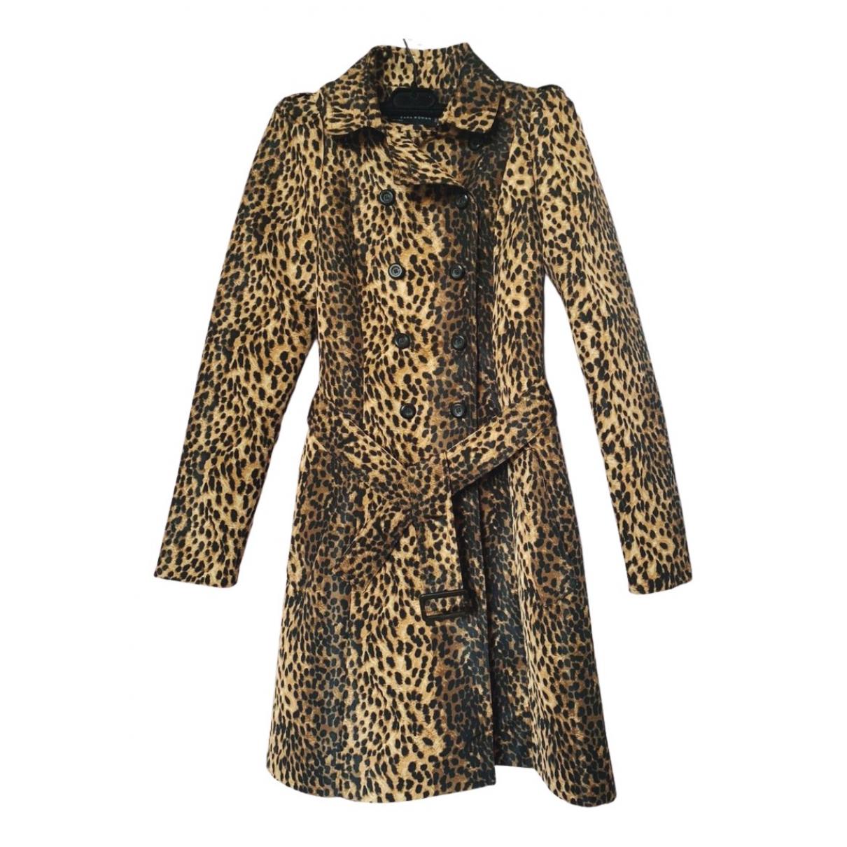 Zara N Brown Trench coat for Women XS International