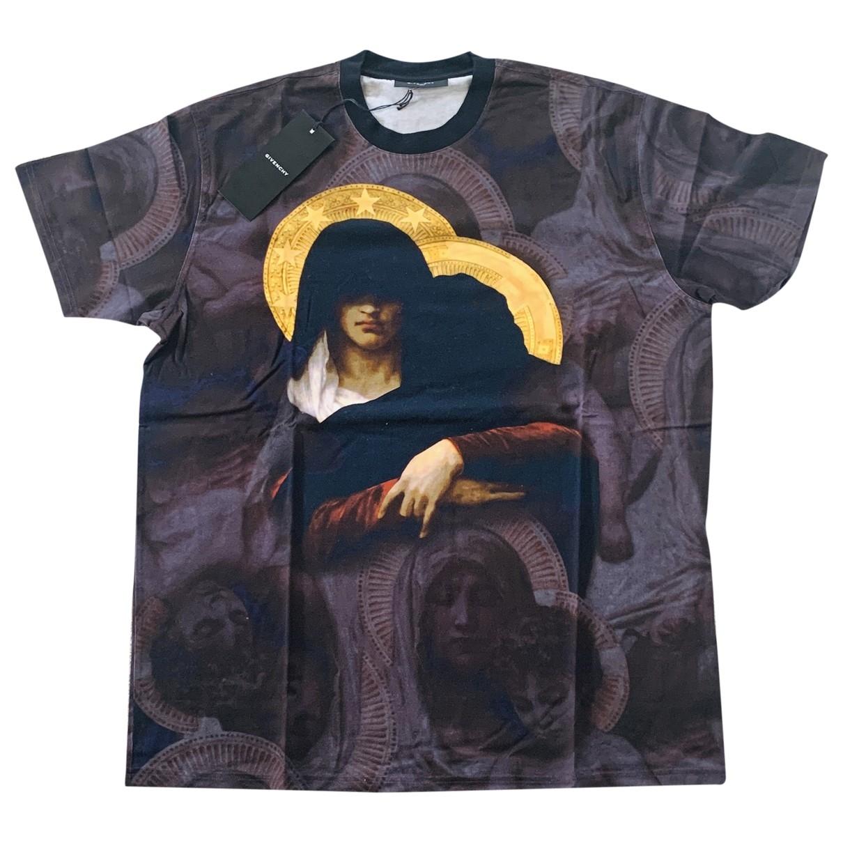 Givenchy \N Multicolour Cotton T-shirts for Men M International