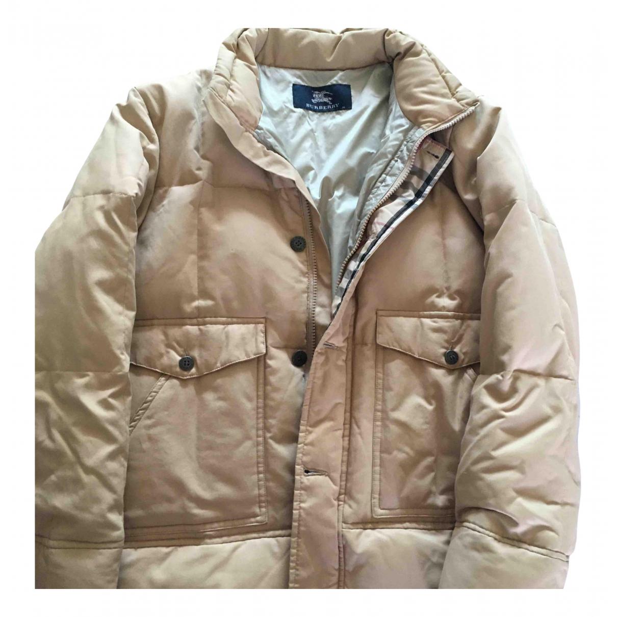 Burberry \N Beige jacket & coat for Kids 14 years - S FR