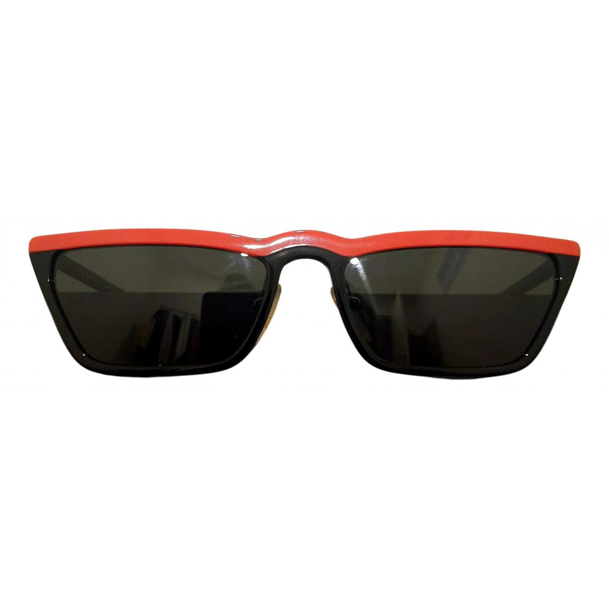 Prada Ultravox Sonnenbrillen in  Rot Kunststoff