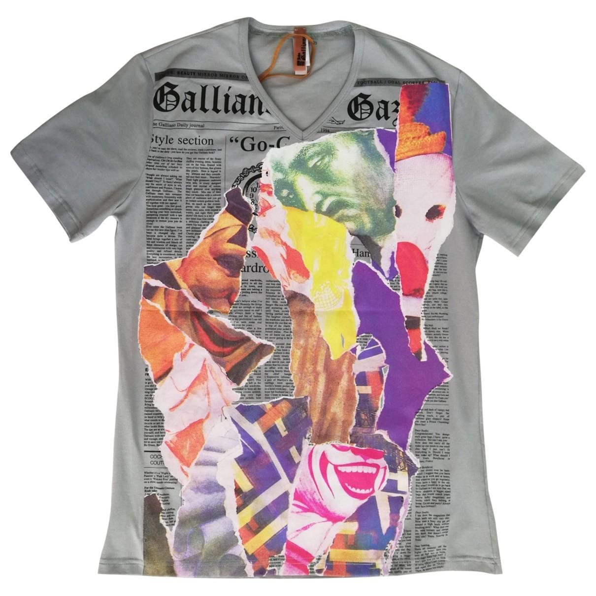 Camiseta John Galliano