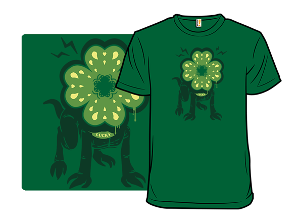 Lucky Demodog T Shirt