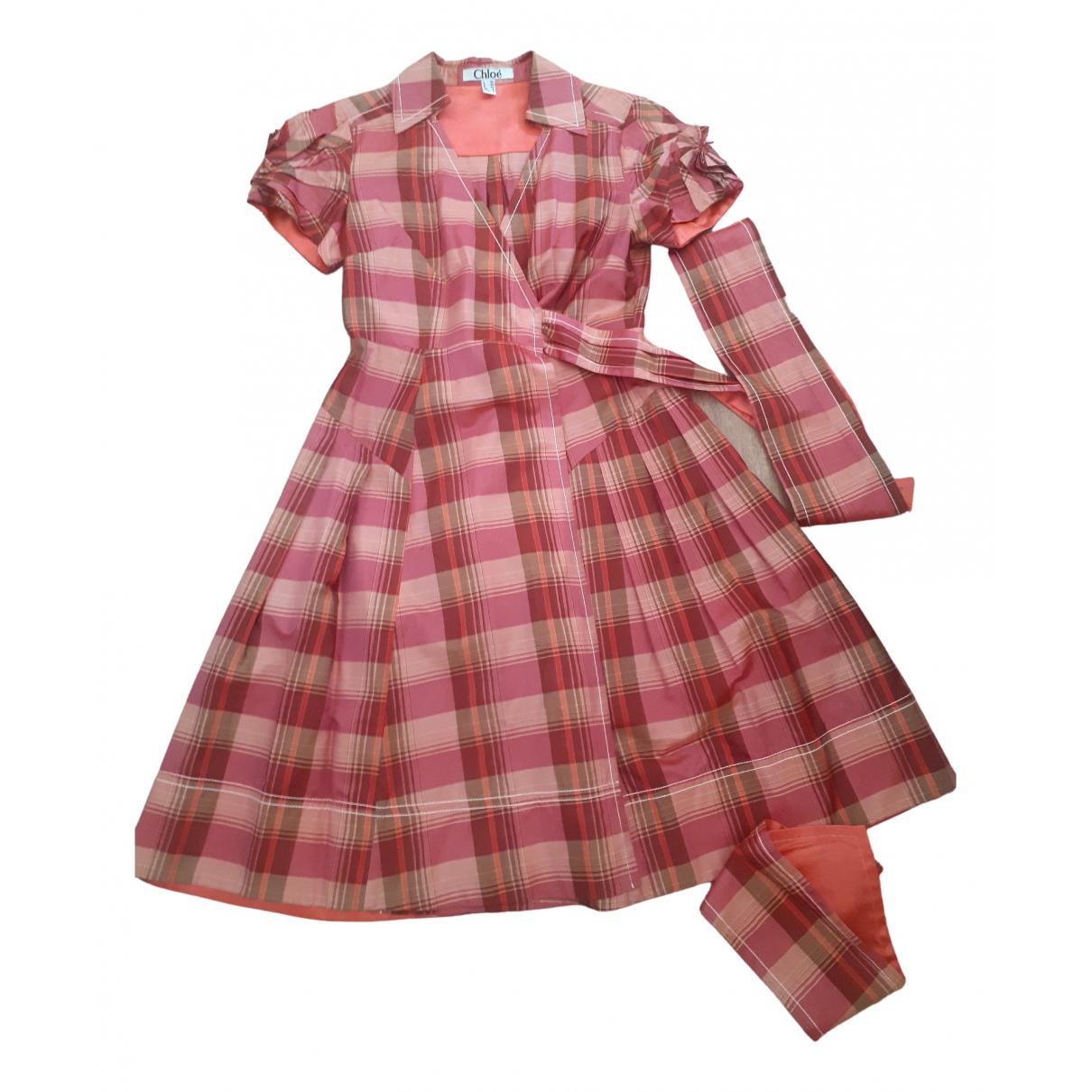 Chloe \N Kleid in Seide