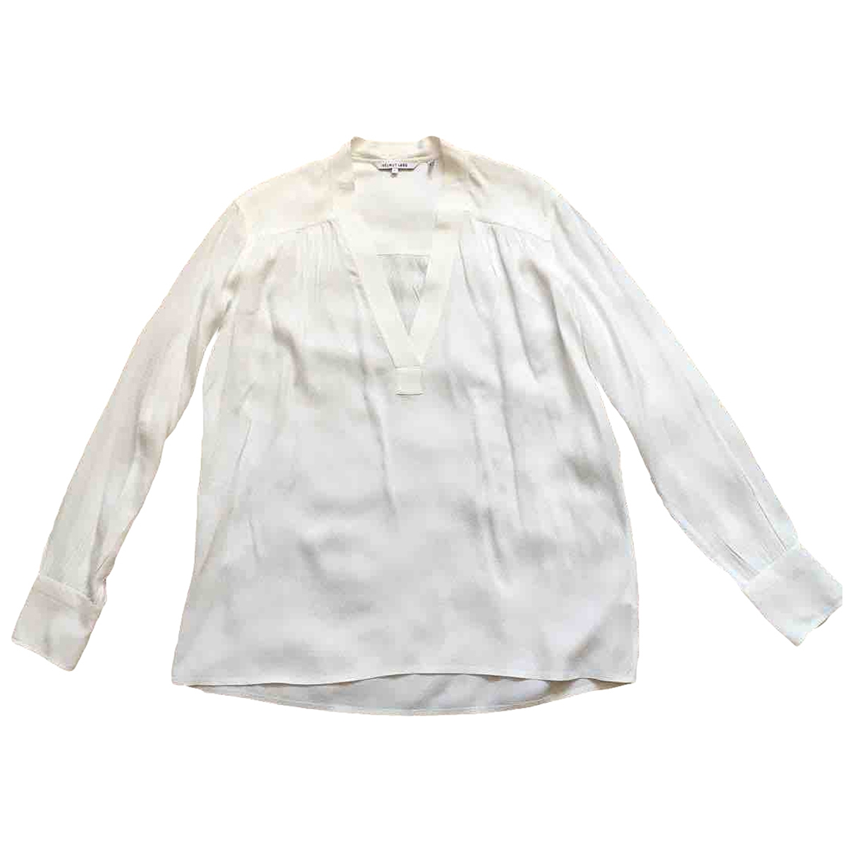 Helmut Lang \N White  top for Women L International