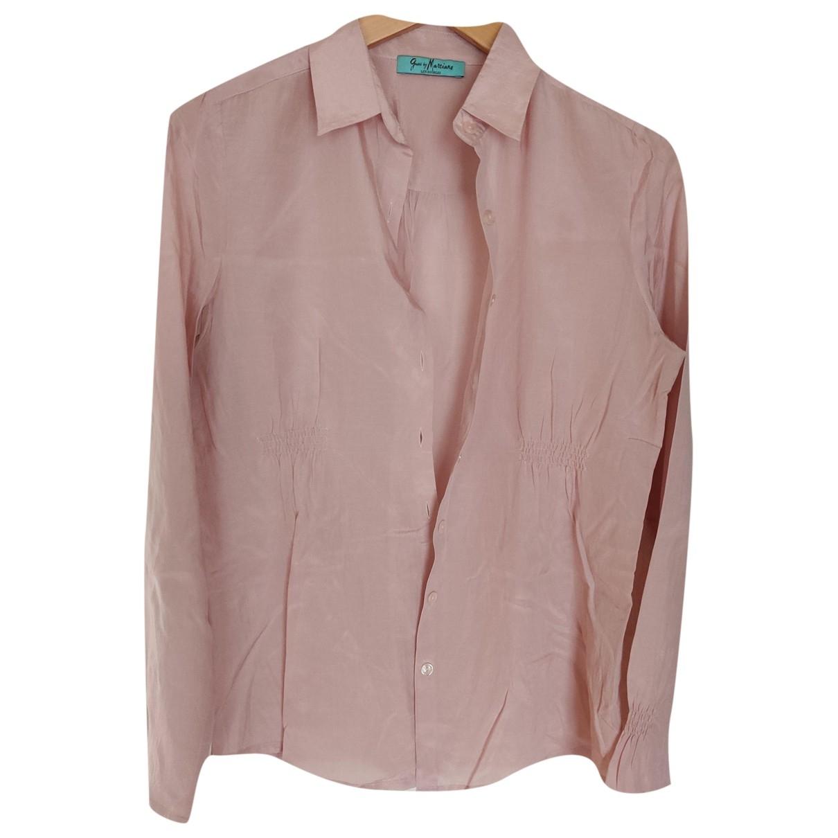Camisa de Seda Guess