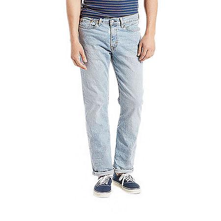 Levi's Men's 514 Straight Fit Jeans, 34 36, Blue