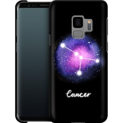 Samsung Galaxy S9 Smartphone Huelle - CANCER von Becky Starsmore