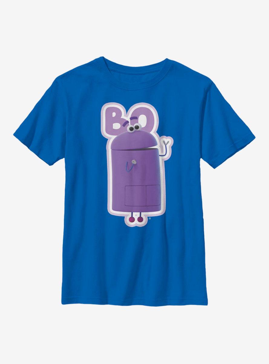 Ask The StoryBots Bo Youth T-Shirt