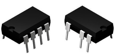 ON Semiconductor NCP1072P100G, PWM Current Mode Controller, 250 mA, 110 kHz, 8.2 V, 7-Pin PDIP (2)
