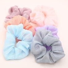 6 Stuecke Einfaches Haarband