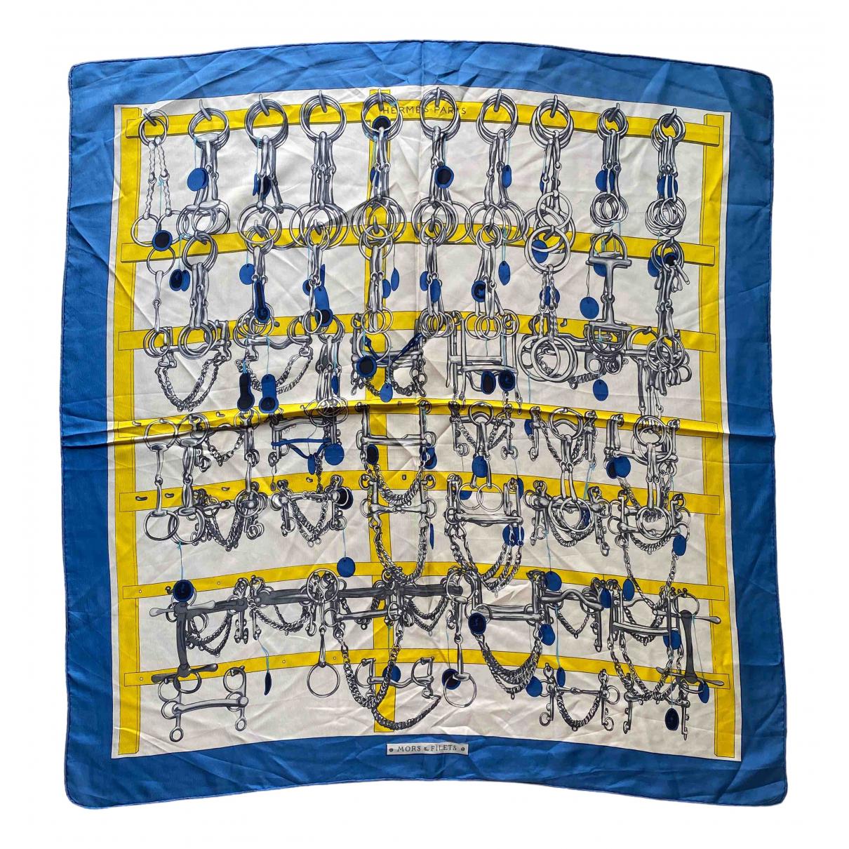 Hermès \N Silk scarf for Women \N