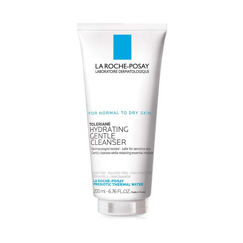 La Roche-Posay TOLERIANE HYDRATING GENTLE CLEANSER (200 ml / 6.76 fl oz)