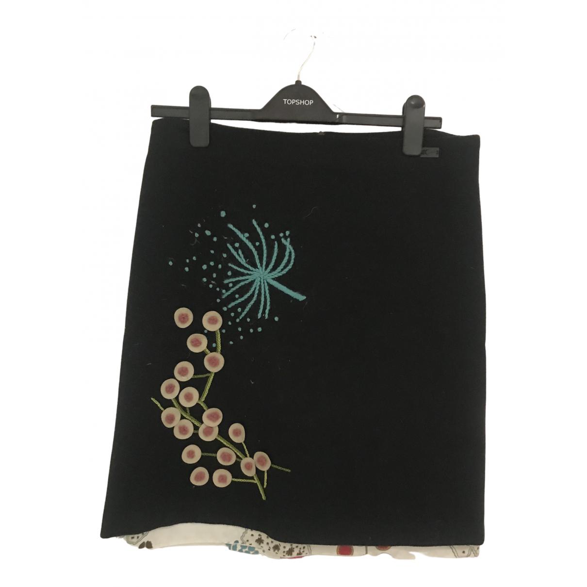 Mini falda de Lana Kenzo