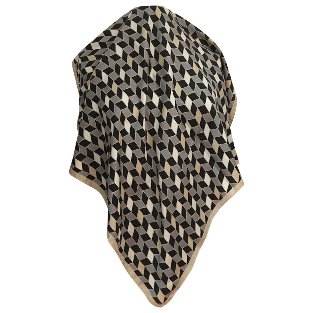 Marc Cain \N Multicolour Silk scarf for Women \N