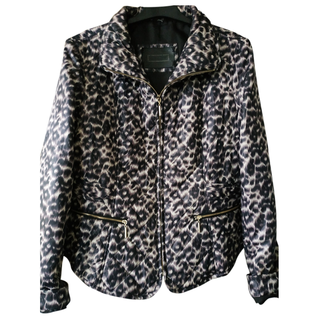 Adolfo Dominguez \N Brown Leather jacket for Women 42 FR