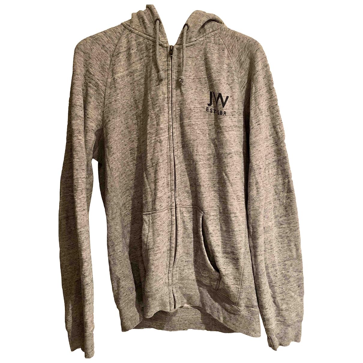 Jack Wills \N Grey Cotton Knitwear & Sweatshirts for Men L International
