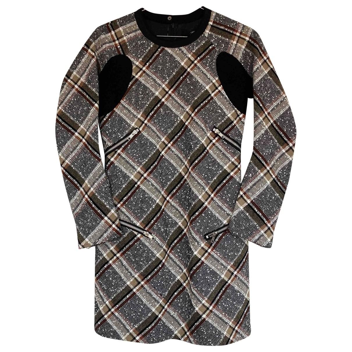 Comme Des Garcons \N Multicolour Wool dress for Women S International