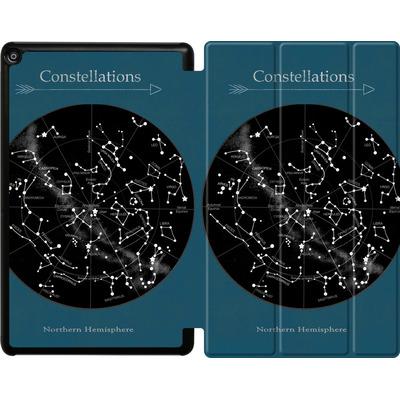 Amazon Fire HD 10 (2017) Tablet Smart Case - Constellations von Terry Fan