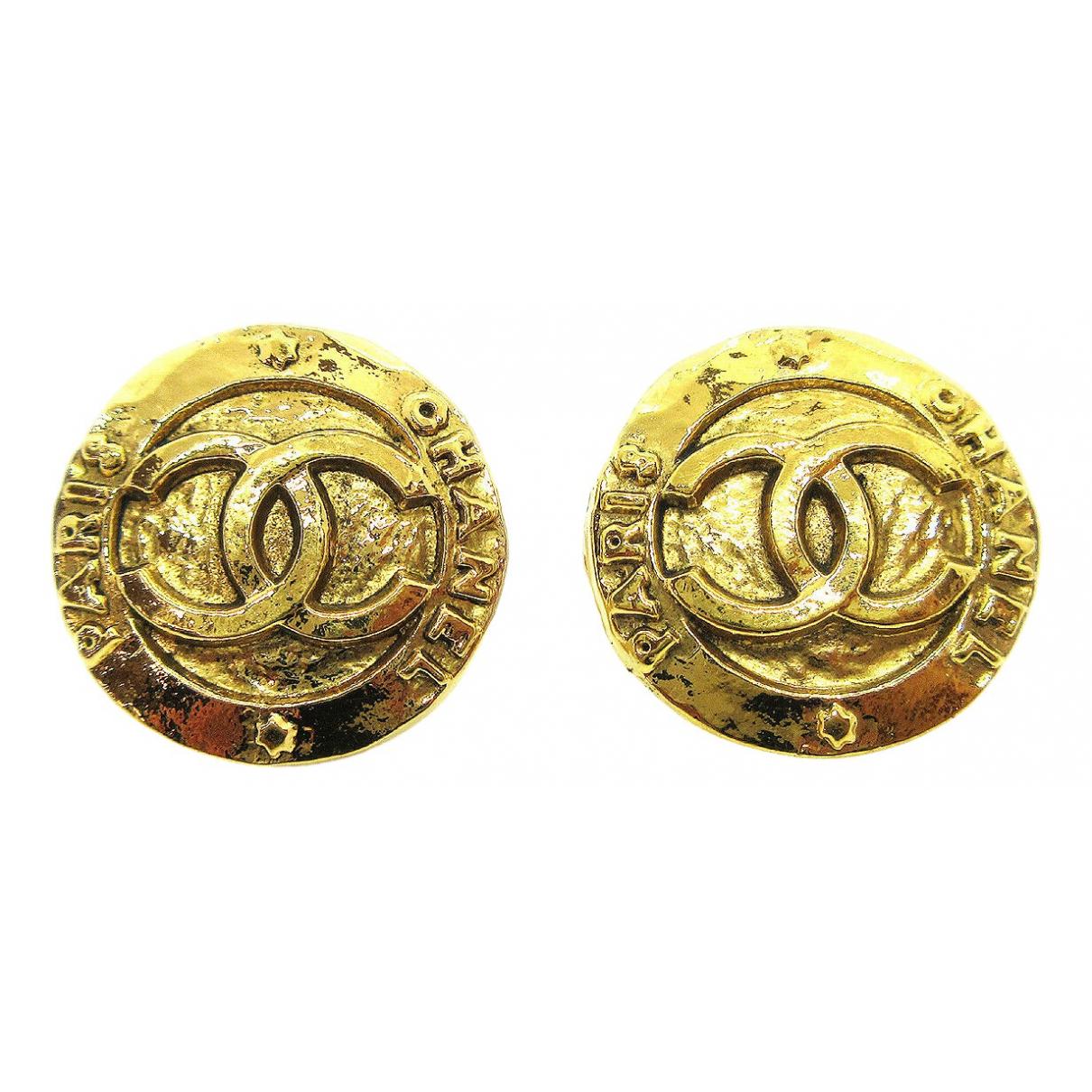 Chanel CC Earrings for Women \N