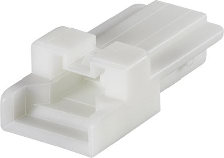 JST , PA Female Crimp Connector Housing, 2mm Pitch, 2 Way, 1 Row (50)