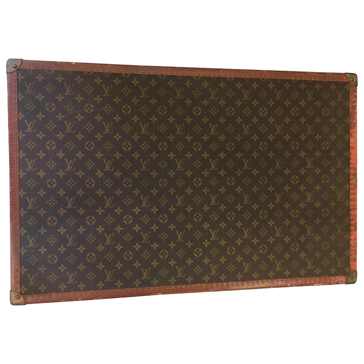 Louis Vuitton Alzer Cloth Travel bag for Women \N