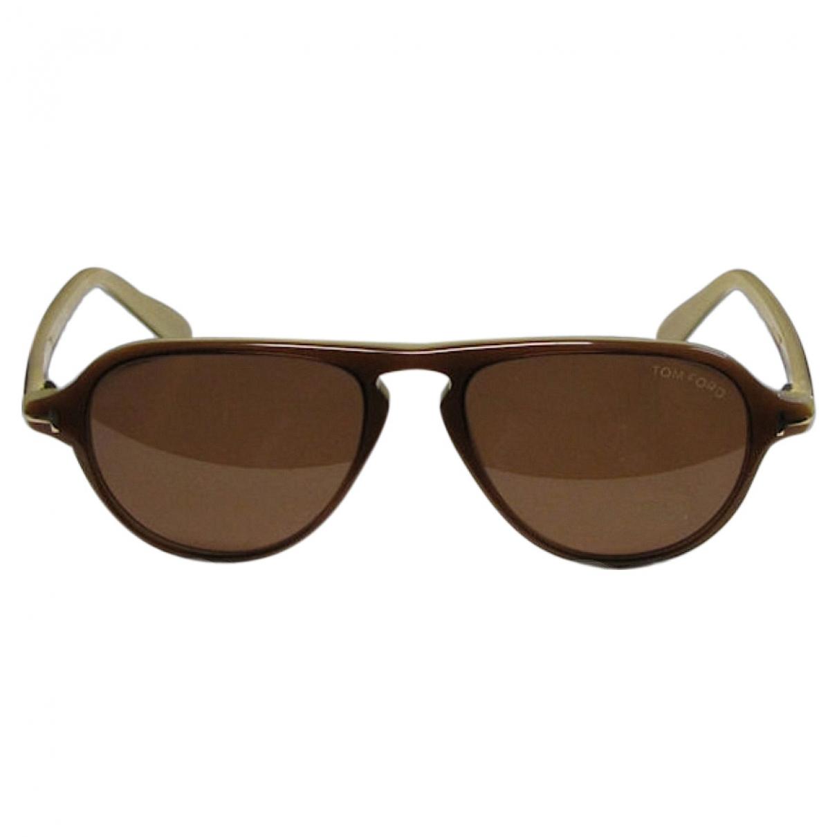 Tom Ford \N Brown Sunglasses for Women \N