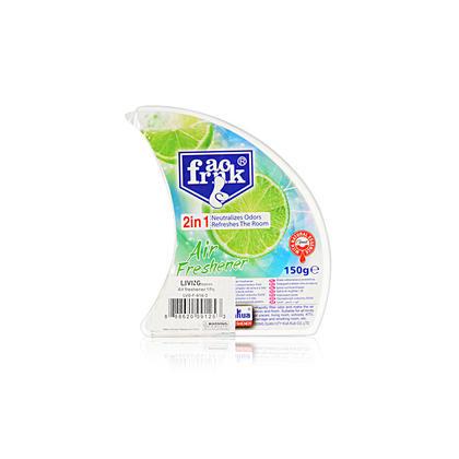 Désodorisant d'aromathérapie solide et éliminateur d'odeurs assorties, 150g - Citron