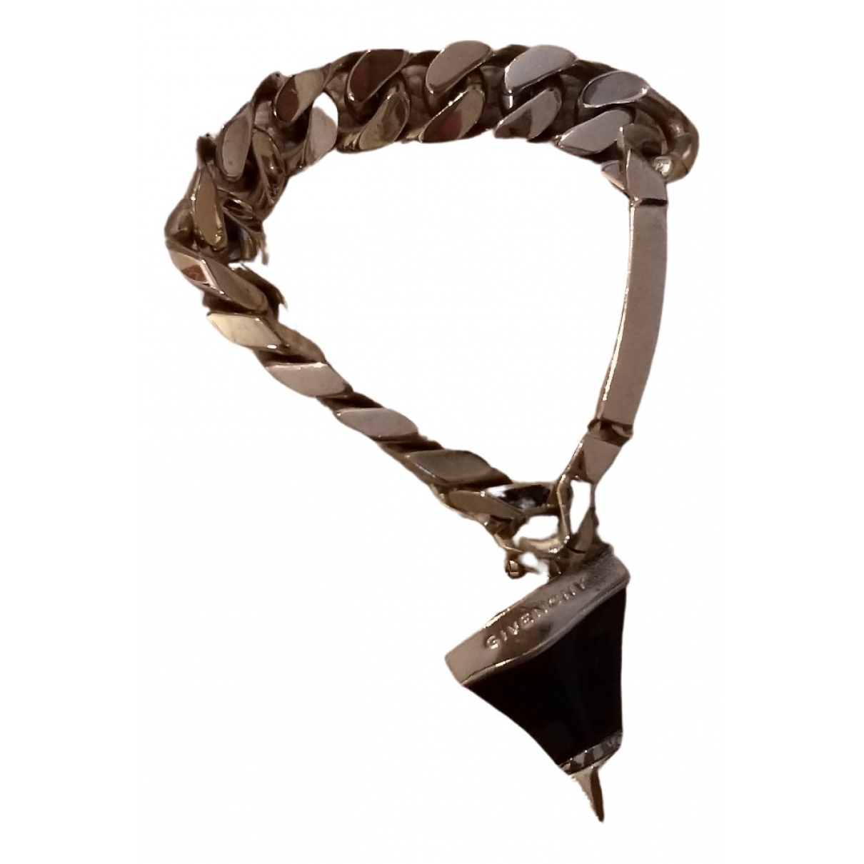 Givenchy Shark Silver Metal bracelet for Women \N