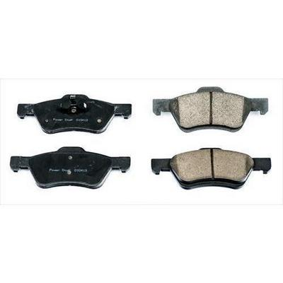 Power Stop Z16 Evolution Scorched Brake Pads - 16-1047C
