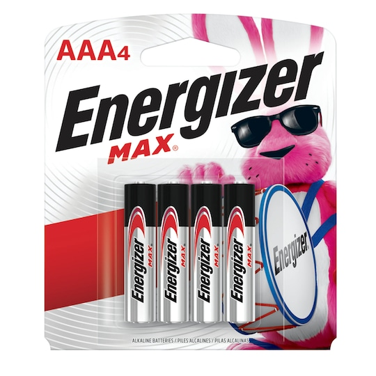 Energizer® Max Aaa Batteries, 4Ct.   Michaels®