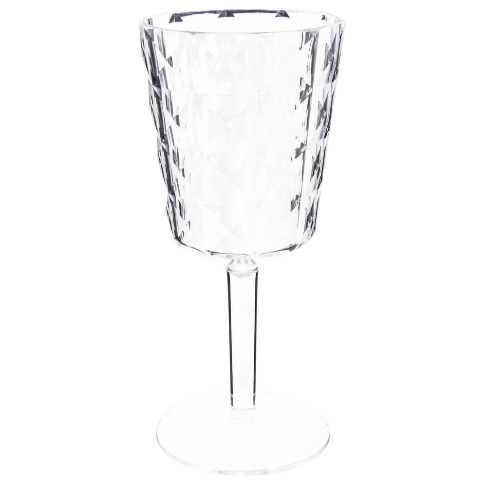 Stielglas aus Kunststoff CARAT