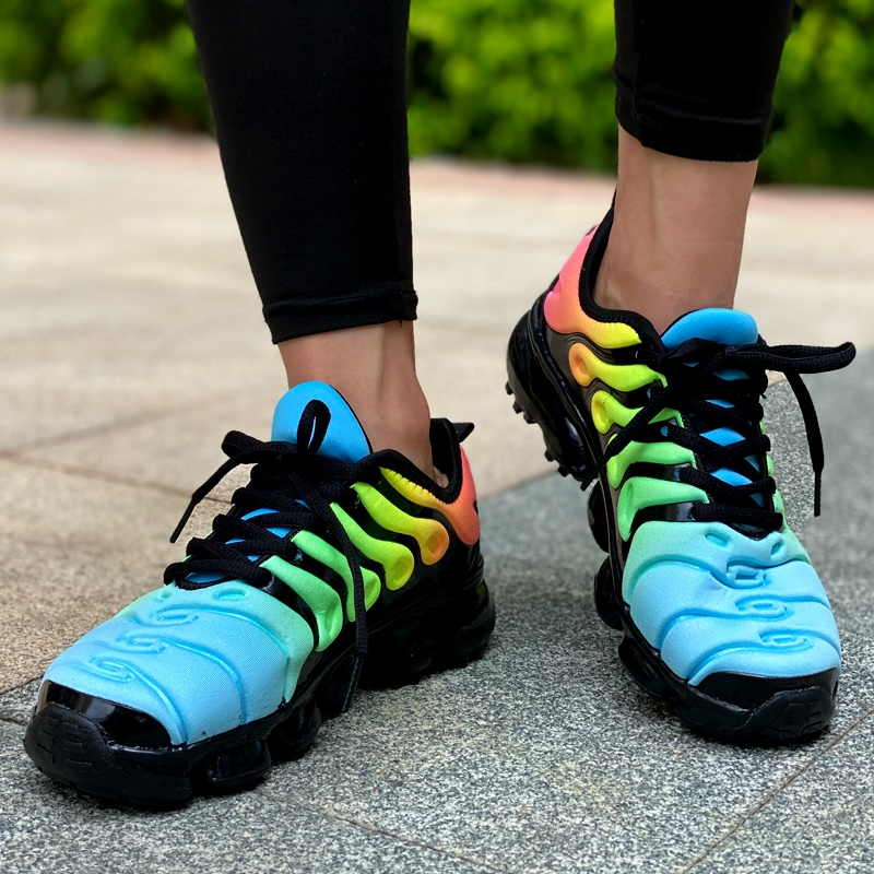 Ericdress Low-Cut Upper Round Toe Lace-Up Outdoor Sneakers