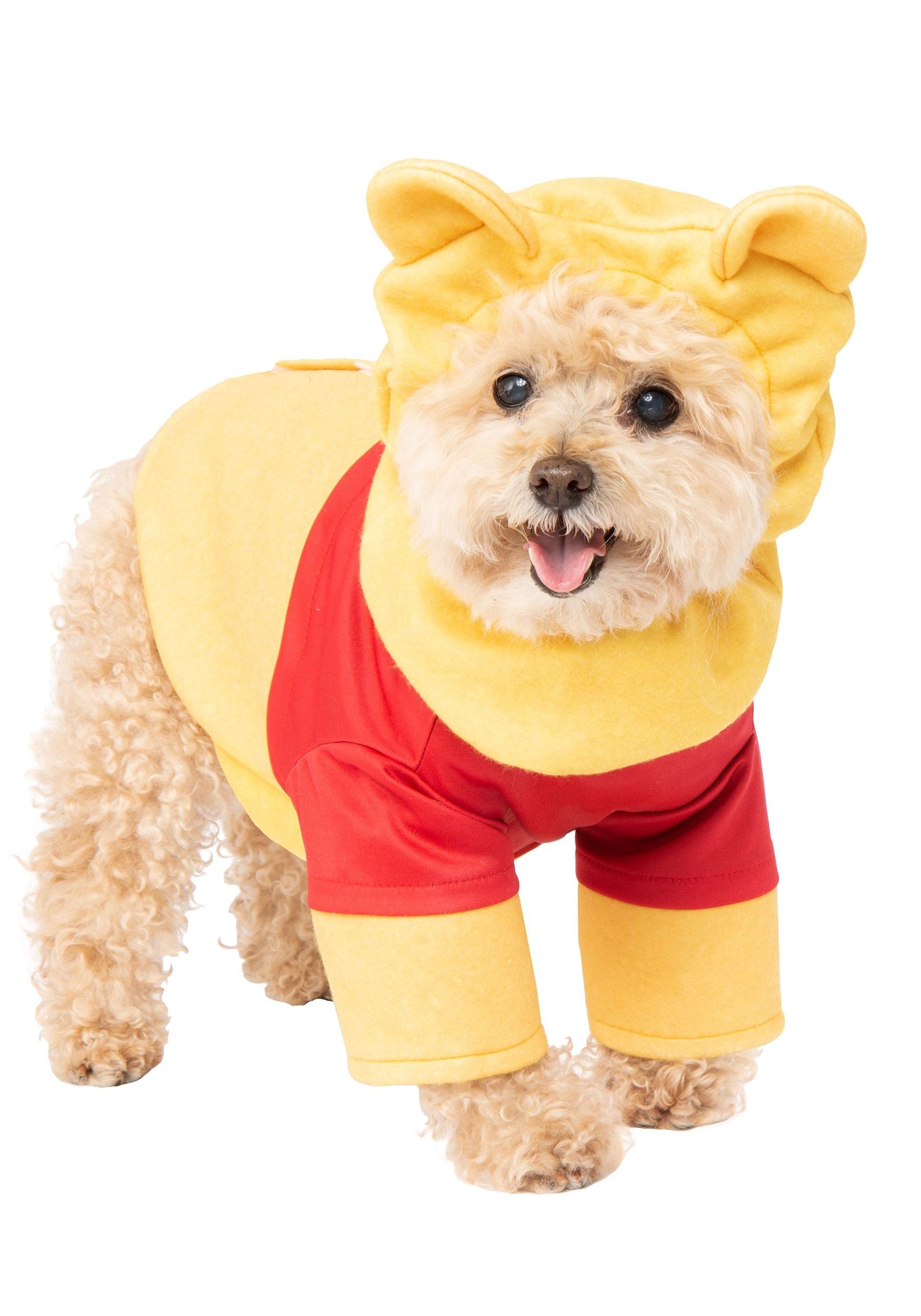 Winnie the Pooh Pet Costume Dog