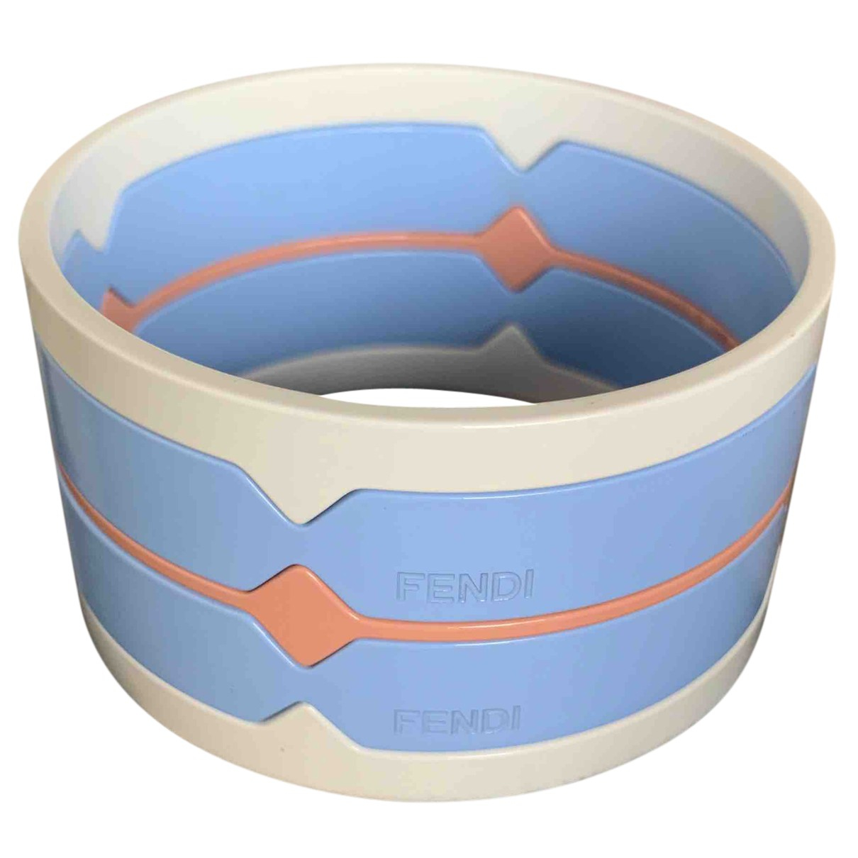Fendi \N Armband in  Bunt Metall