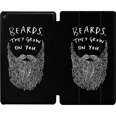 Amazon Fire HD 8 (2017) Tablet Smart Case - Grow On You von caseable Designs