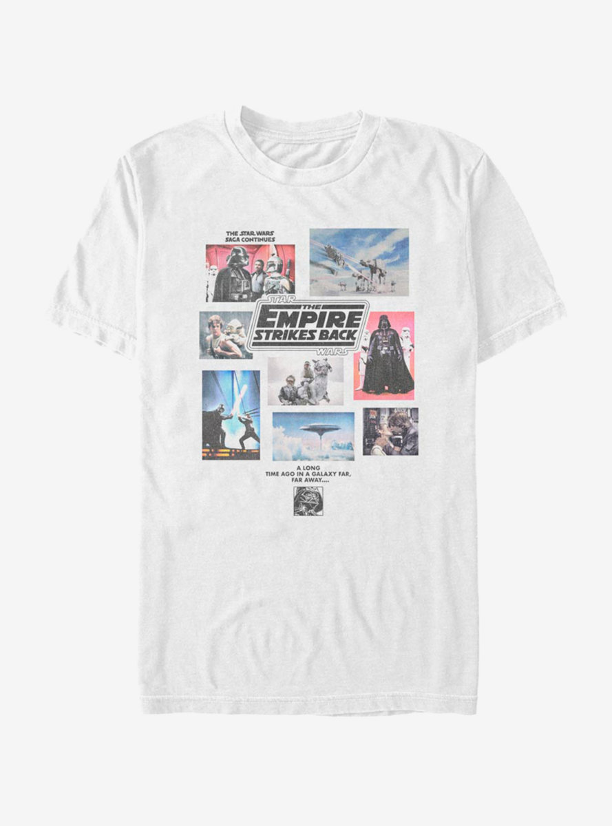 Star Wars Empire Scrapbook T-Shirt