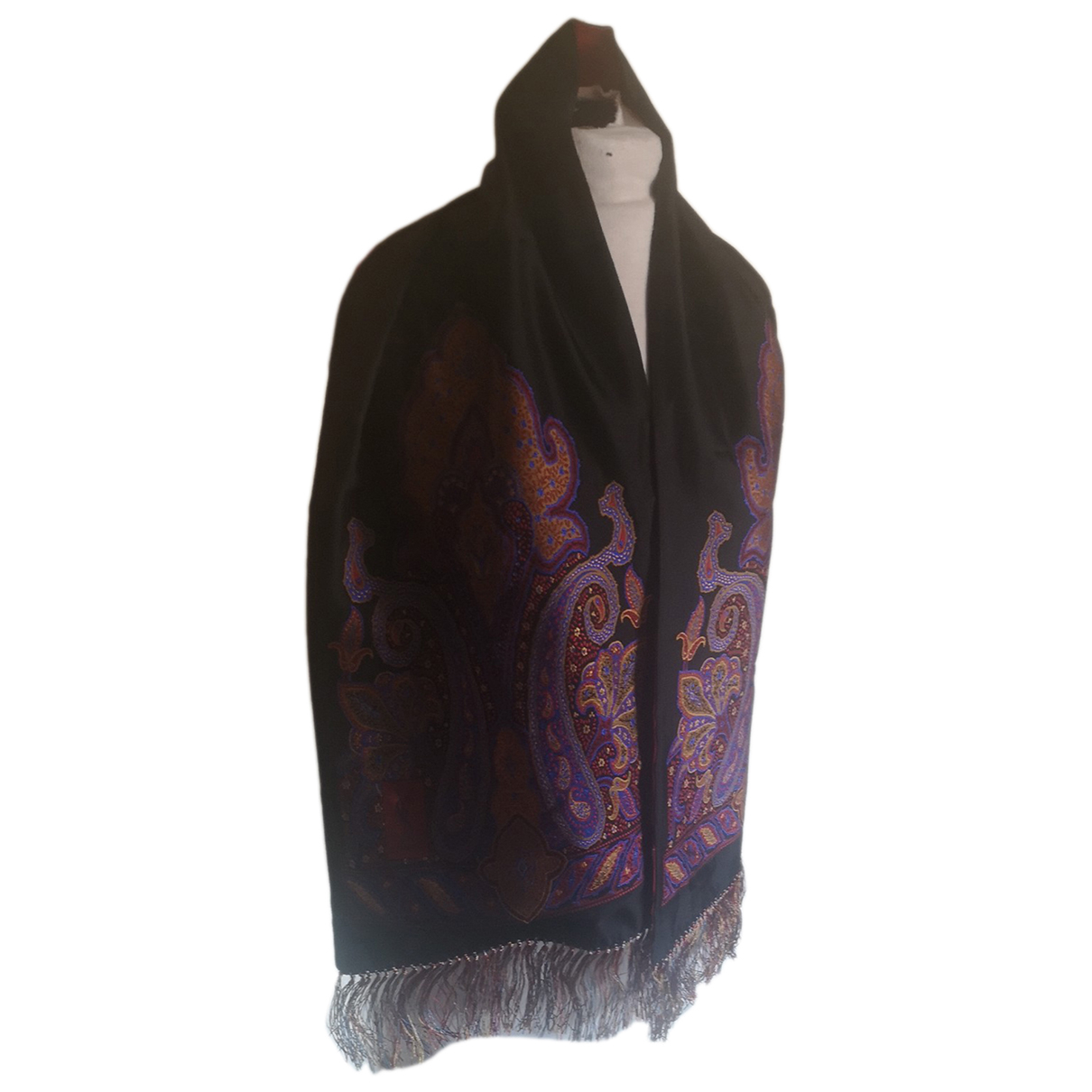 Yves Saint Laurent N Multicolour Silk scarf for Women N