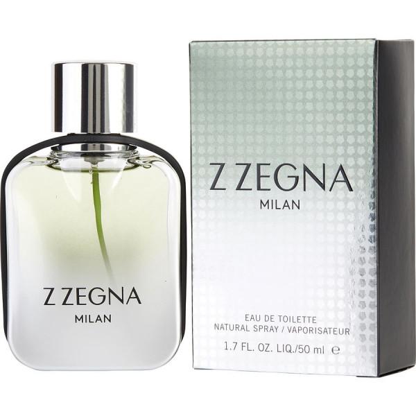 Z Zegna Milan - Ermenegildo Zegna Eau de toilette en espray 50 ml