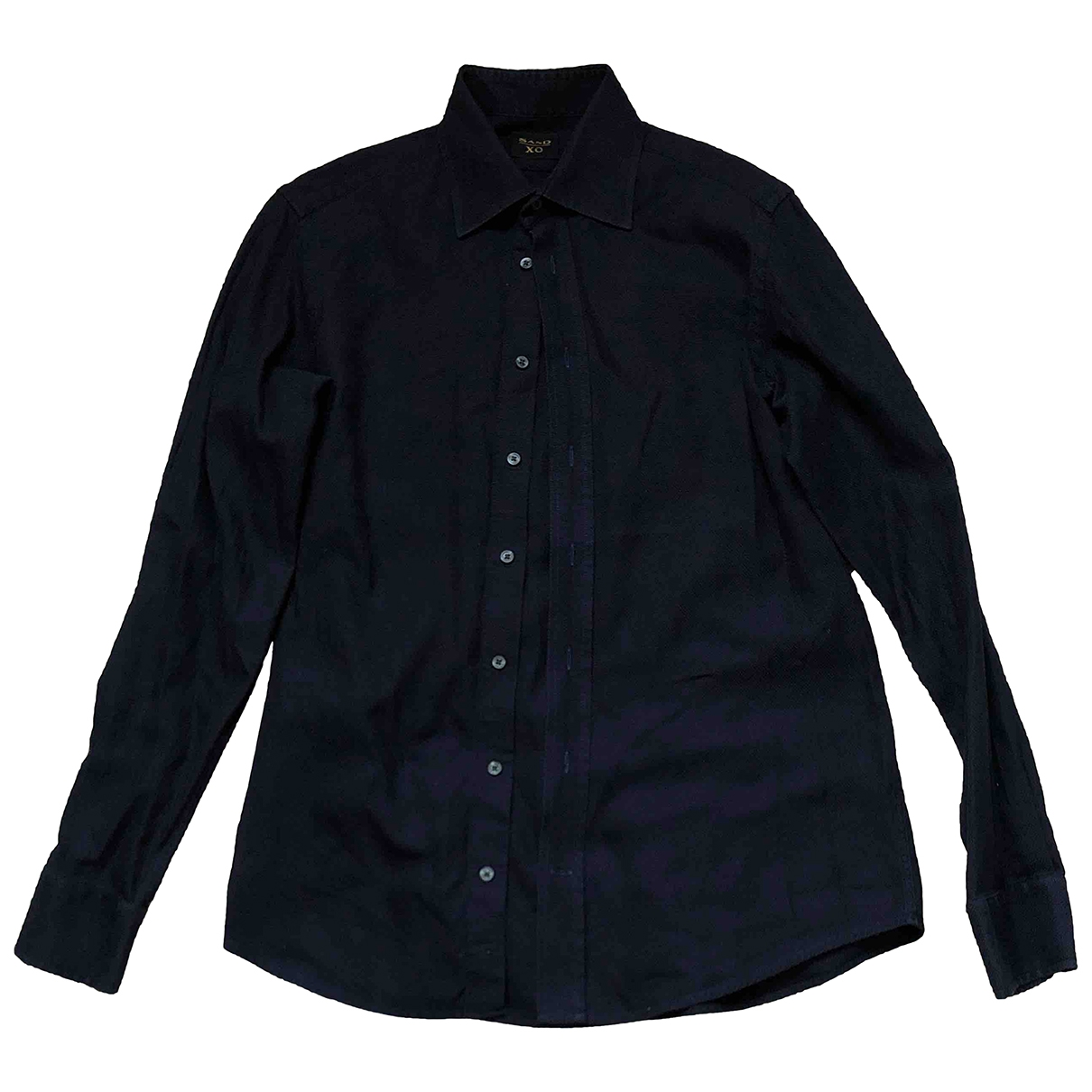 Sand - Chemises   pour homme en coton - marine