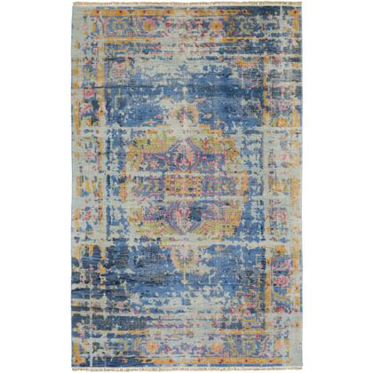 Festival FVL-1007 9' x 13' Rectangle Traditional Rug in