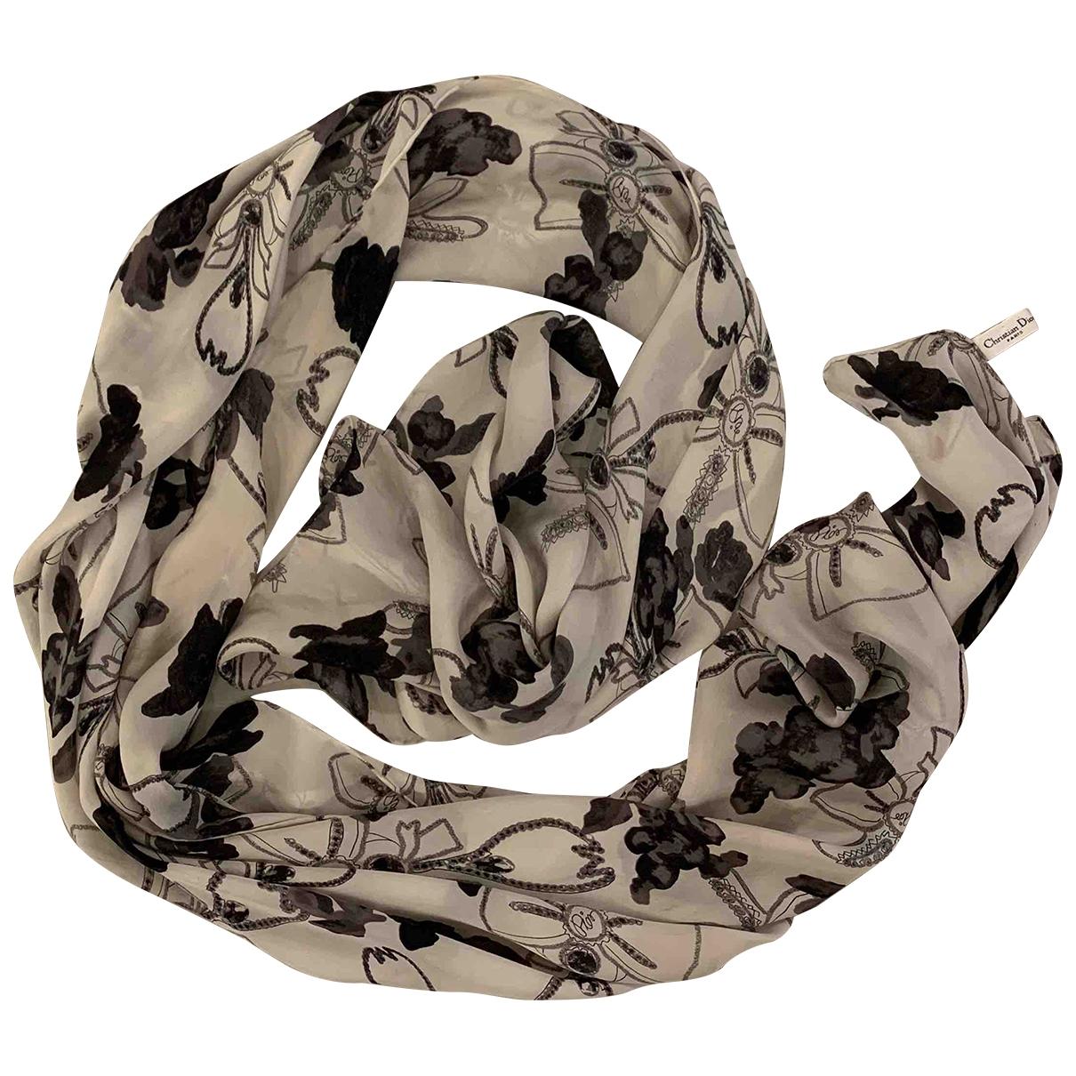Pañuelo de Seda Dior