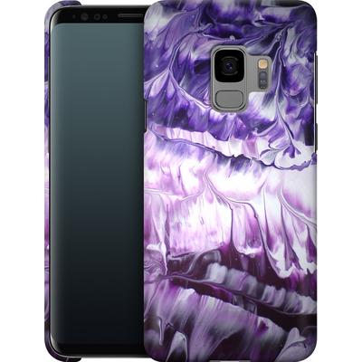 Samsung Galaxy S9 Smartphone Huelle - Macro 5 von Gela Behrmann