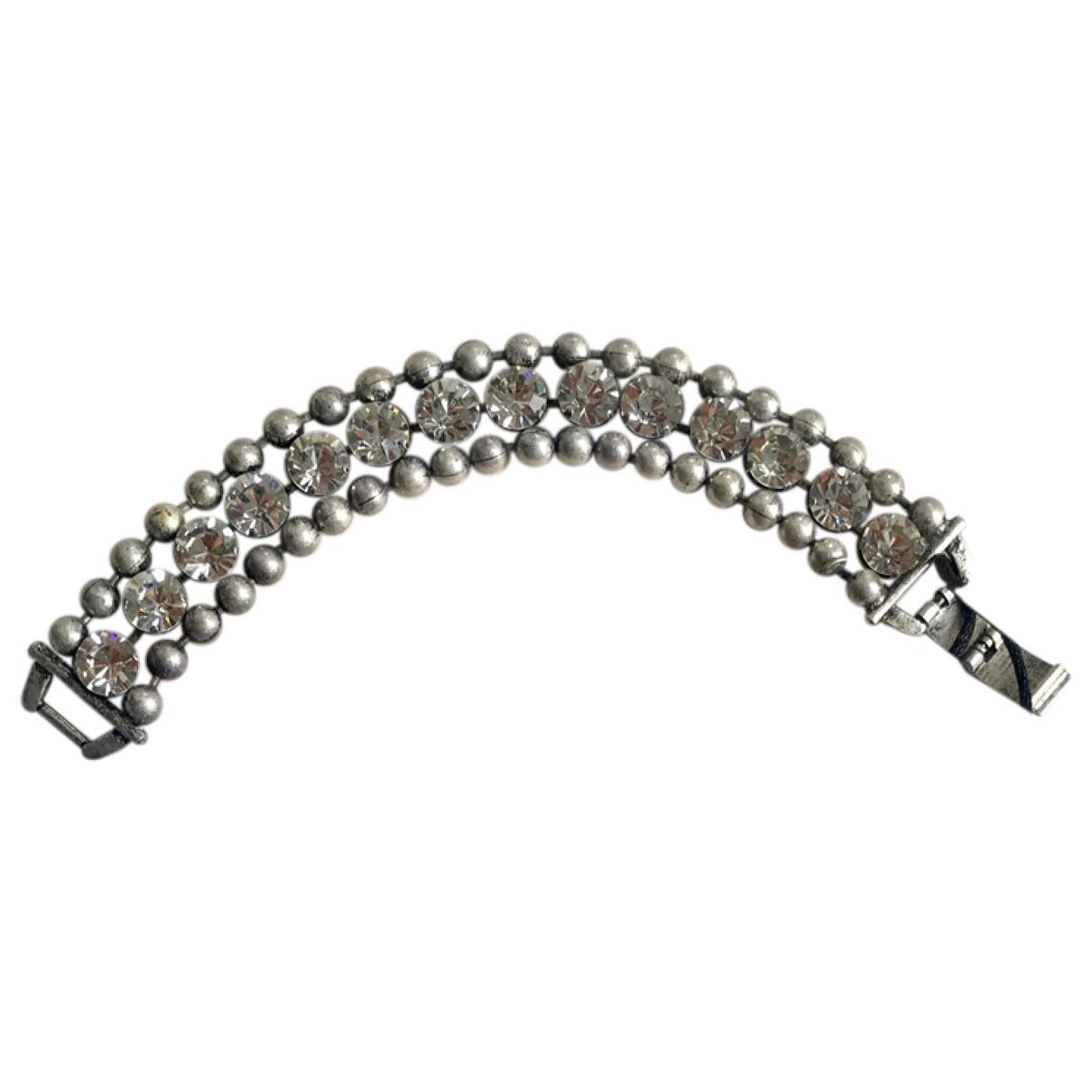 Jimmy Choo For H&m - Bracelet   pour femme en metal - metallise