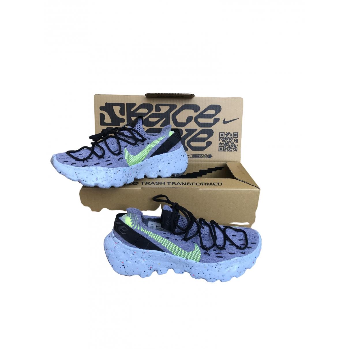 Nike \N Grey Trainers for Women 38 EU