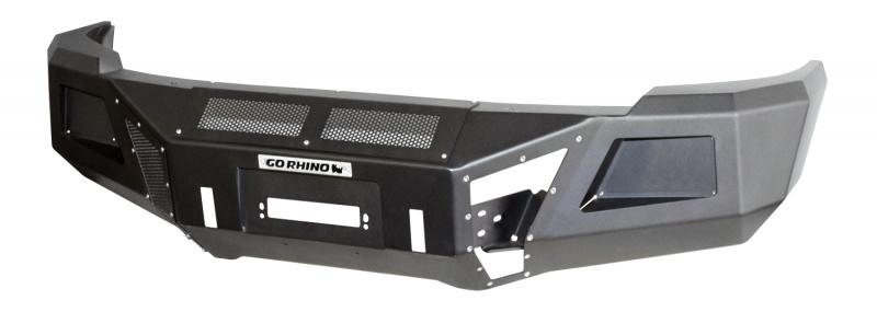 Go Rhino 24371T BR10 Front Bumper Replacement Ford F-250 2015-2016